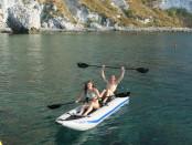 Featured Golden Glow Toy: Sea Eagle Kayak