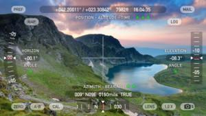 Golden Glow: Top 10 Sailing App: Theodolite