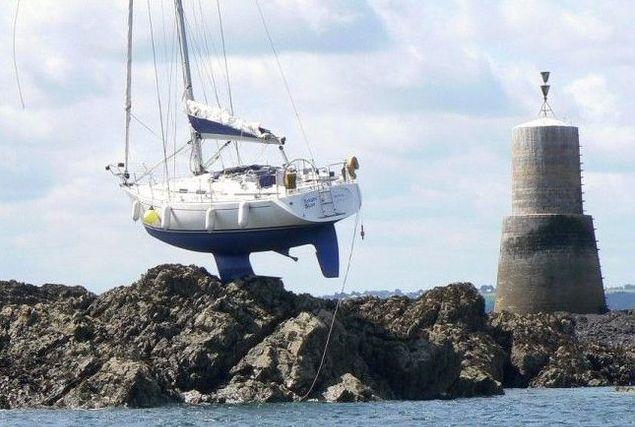 anchoring Statistics on the rocks