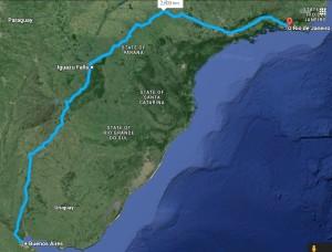 map iguazu